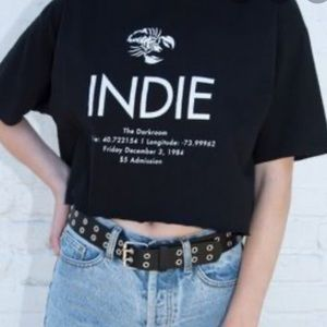 Brandy Melville Indie Shirt